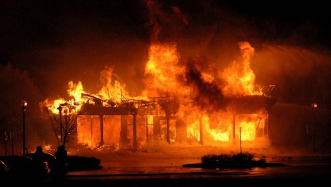 दाङसहित देशभर १६ सयभन्दा धेरै आगलागीका घटना, ६० जनाको मृत्यु